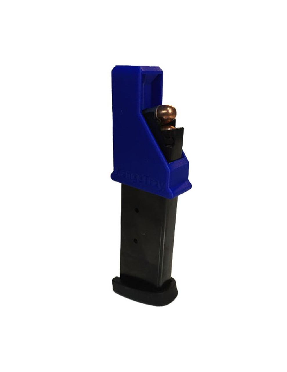 Speed loader BLUE Bersa BP9CC BP9 CC 9mm Magazine loader