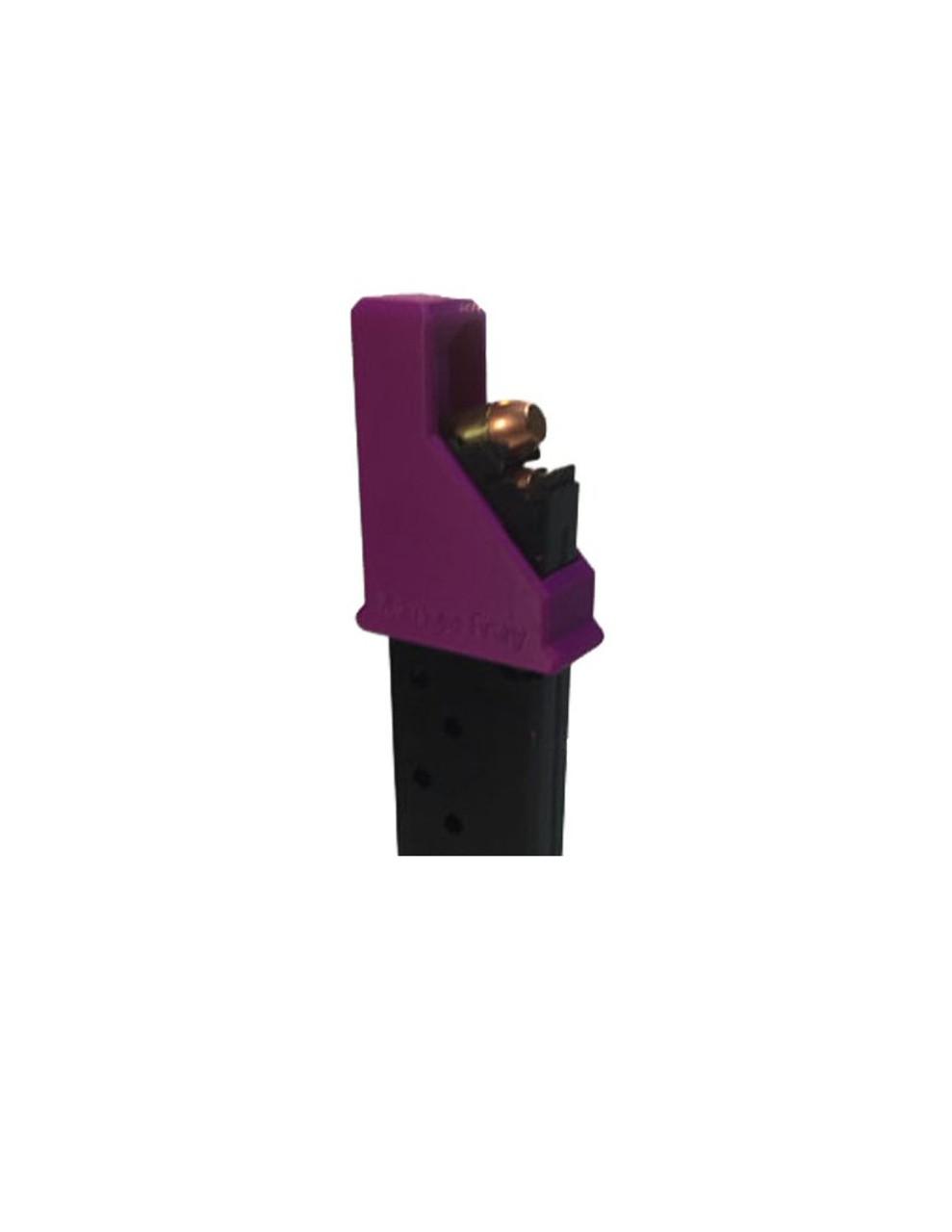 RangeTray Magazine Loader SpeedLoader for Remington RM380 RM 380 .380 ORANGE