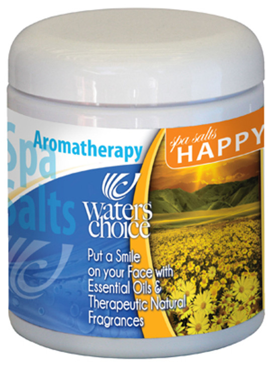 Happy aromatherapy spa salt