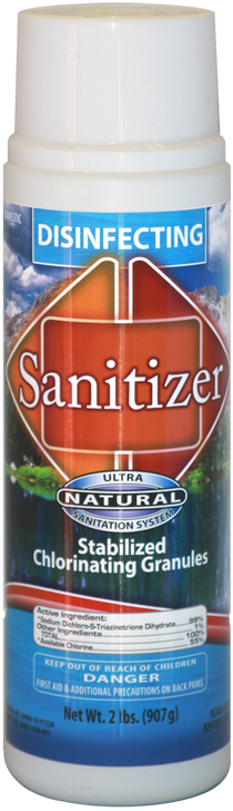 Sanitizer 2 lbs