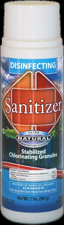 Sanitizer 2 lbs