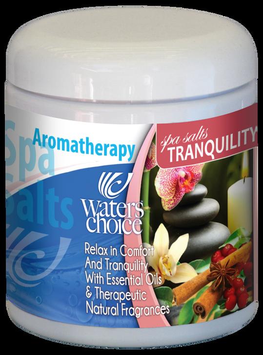 Aromatherapy Spa Salt - Tranquility