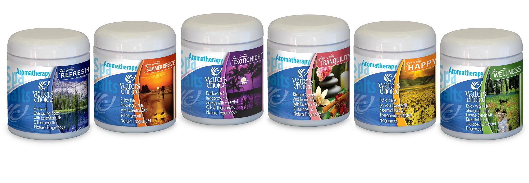 Aromatherapy Salts