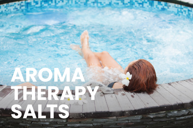 Aromatherapy Salts from Waters Choice, Natural Water Care