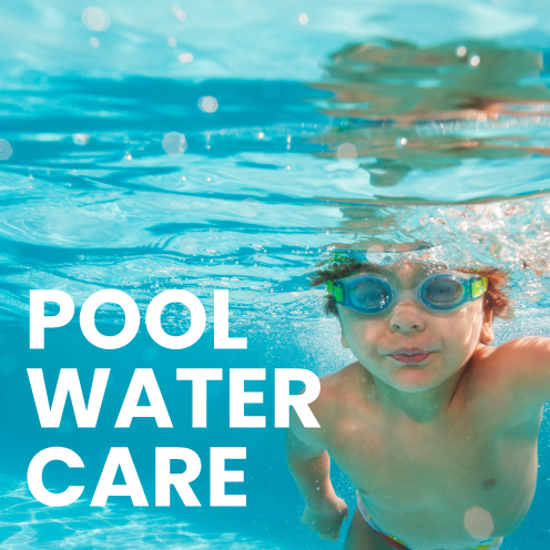 Pool Water Care from Waters Choice, Natural Water Care