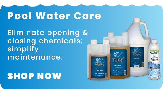 Pool Water Care from Waters Choice
