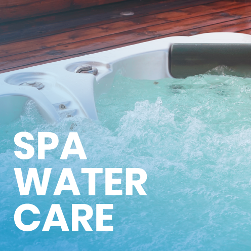PSpa Water Care from Waters Choice, Natural Water Care