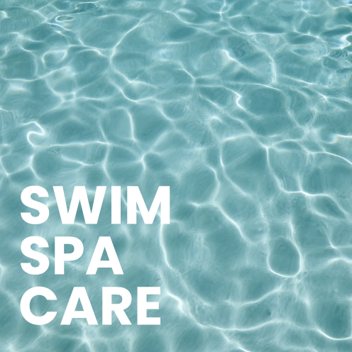 Swim Spa Care from Waters Choice, Natural Water Care