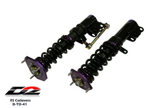 RS Coilovers #D-TO-41