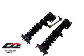 RS Coilovers #D-TO-43