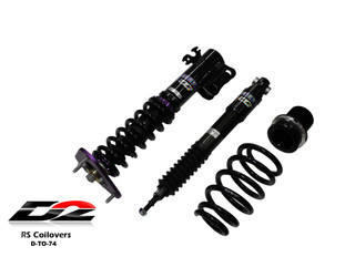 RS Coilovers #D-TO-74