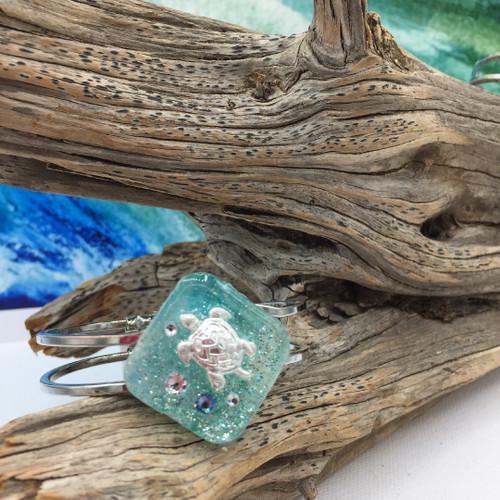 Turtle Hinge Bracelet