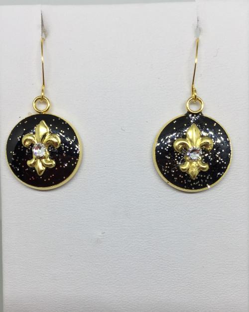 Cindy -16mm dangle earring