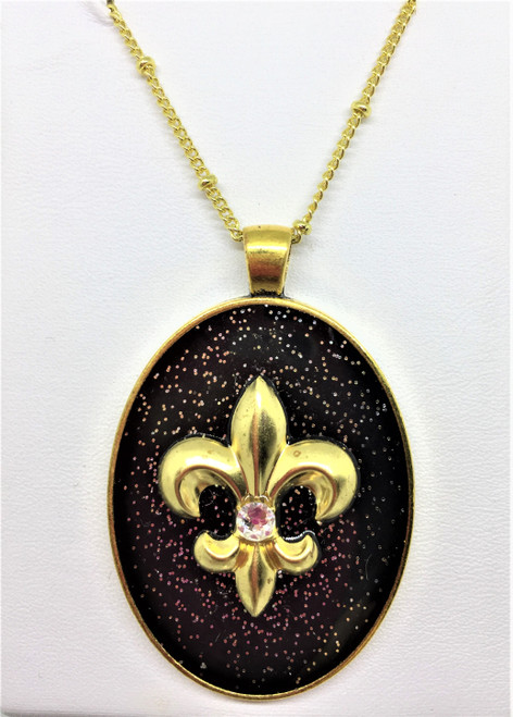 """You'll love this Statement Pendant/ 1 1/2"""" Oval"""