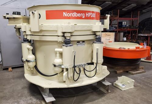 HP300 Metso Nordberg Cone Crusher