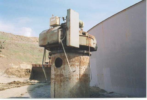 150 ft Denver Thickener Mechanism
