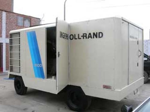 Ingersoll Rand Portable Compressor