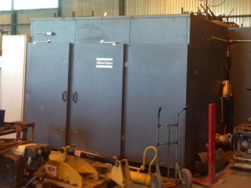 Atlas Copco 1600 CFM Air Compressors, Model GA315, Three available