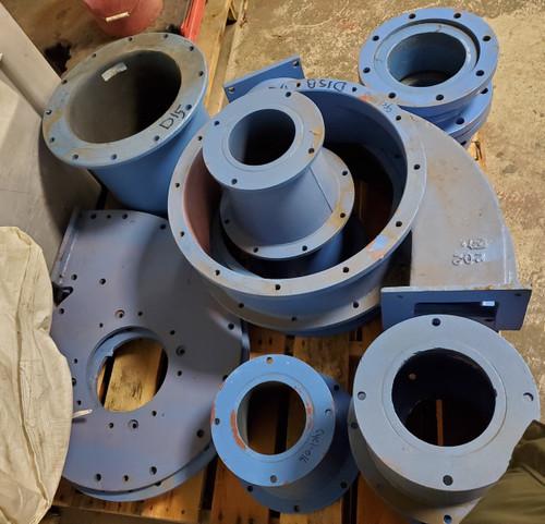 Krebs Cyclone Parts - D15