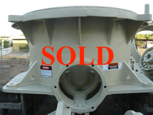 5.5 ft Symons-Nordberg Shorthead Cone Crusher