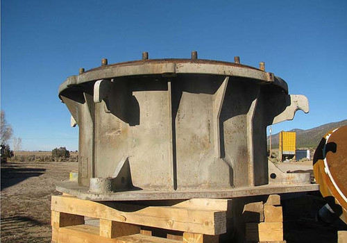 7 ft Symons Heavy Duty Shorthead Cone Crusher