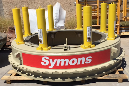 7 ft Symons Standard Heavy Duty Cone Crusher - Reconditioned