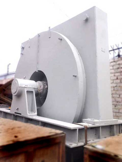 1,250 HP General Electric Synchronous Motor, 200 RPM