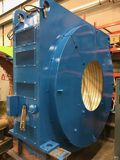 1,250 HP Fairbanks Morse - Colt Ind. Synchronous Motor, 240 RPM