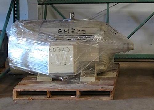 400 HP (300 kW) WEG ABB Motor; 1,180 RPM
