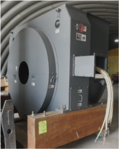 Unused 3,000 HP Electric Machinery Synchronous Motor; 360 RPM