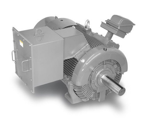 832 HP (621 kW) TECO/Westinghouse Induction Motor, 1500 RPM