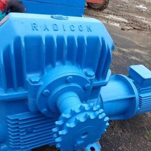 Radicon Motor with Speed Reducer