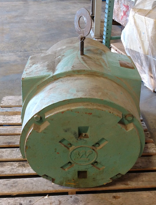 100 HP Westinghouse electric motor; 1,180 RPM