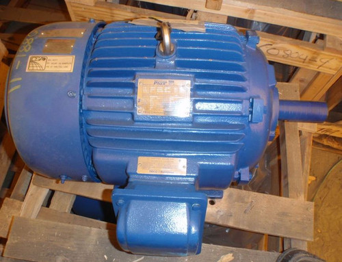 "Unused 7.5 HP (5.5 kW) 1200 RPM Teco Westinghouse ""Advantage Plus"" High Efficiency Motors"