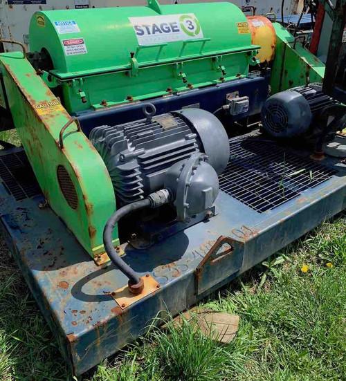 48 in Kubco KHV 4800 decanting centrifuge