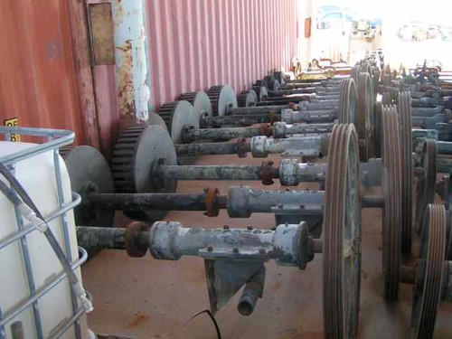 Galigher Agitair Flotation Mechanisms