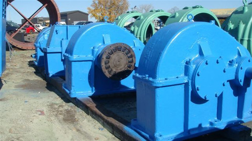 Horsburgh and Scott Herringbone or Helical Speed Reducer