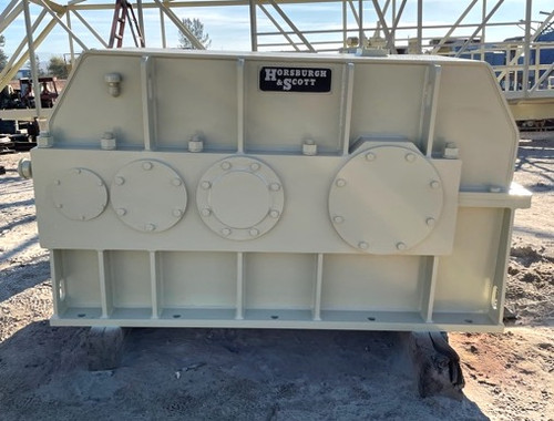 Horsburgh & Scott Inching Drive and Gear Reducer