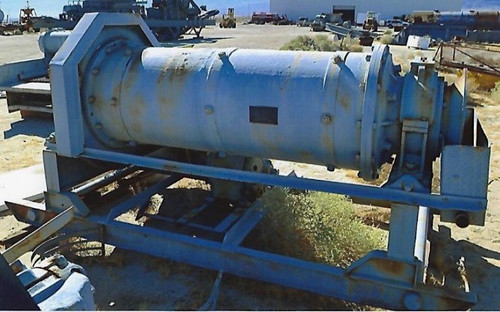 2 x 6 ft Marcy ball mill