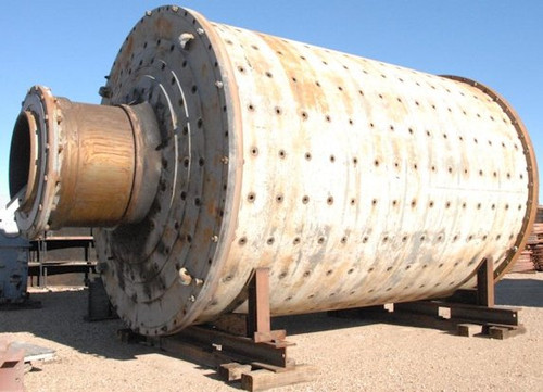 13 x 18.6 ft Nordberg Rod/ Ball mill with 1,500 HP
