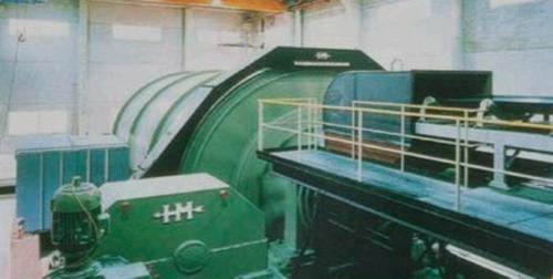 19 x 28 ft (5.7 x 8.5 m) Morgardshammar SAG Mill with 3750 HP (2796 kW) motor