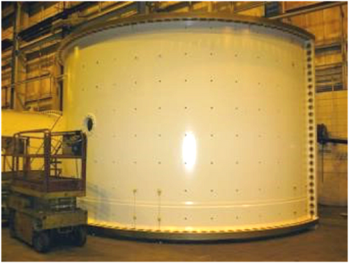 22 x 41 ft Metso Ball Mill with 13,400 HP