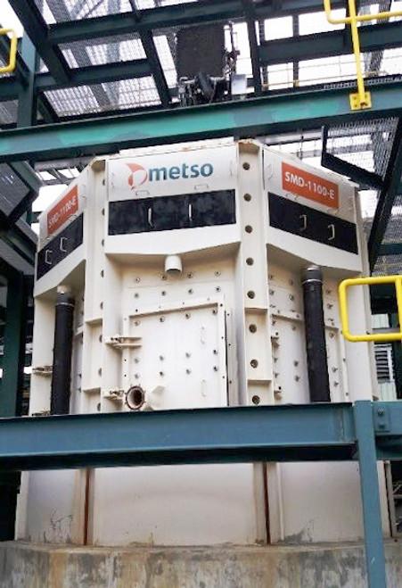 METSO SMD-1100-E Stirred Media Detritor - Unused surplus