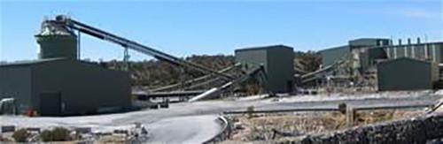 600,000 TPA Gold Plant
