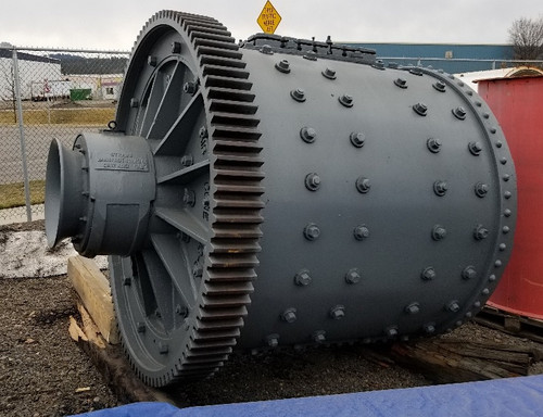 ~2 TPH grinding circuit with 5 x 4 ft ball mill