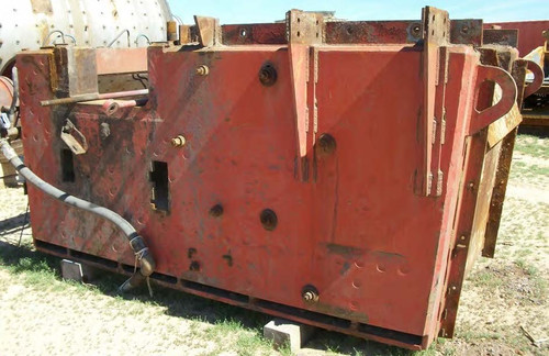 42 x 48 in Pioneer Jaw Crusher