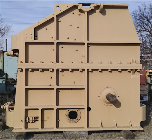 42 x 48 in Kue Ken Model 160 Jaw Crusher