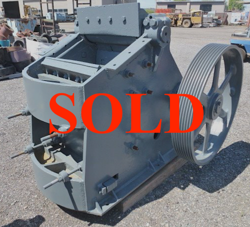 12 x 24 inch Kue Ken jaw crusher