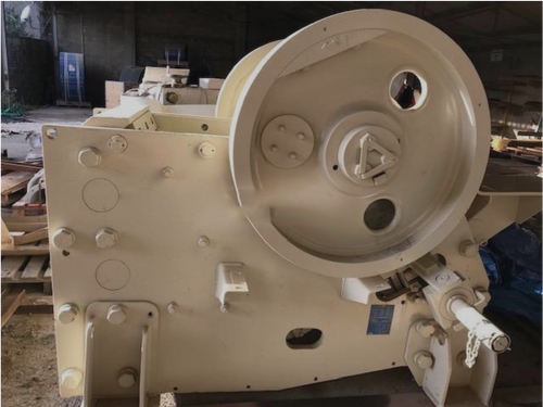 20 x 32 in Metso C80 jaw crusher