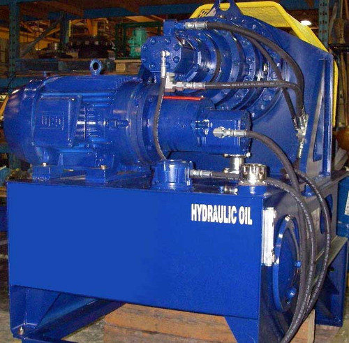 Hydraulic Grinding Mill Inching Drive